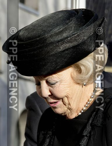 Princess Beatrix, Nov 25, 2016 | Royal Hats