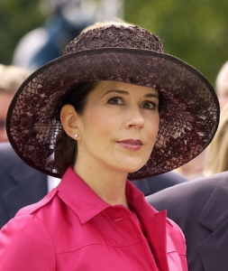 Crown Princess Mary, July 26, 2004 | Royal Hats