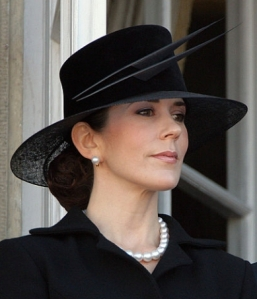 Crown Princess Mary, September 23, 2006 | Royal Hats