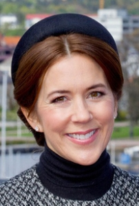 Crown Princess Mary, May 9, 2014 in Susanne Juul | Royal