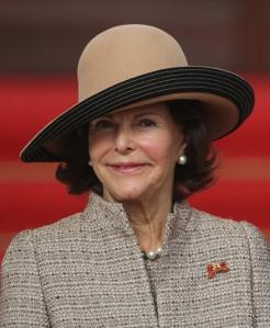 Queen Silvia, Oct 5, 2016   Royal Hats