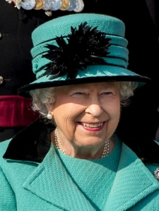 Queen Elizabeth, Oct 13, 2016 in Rachel Trevor Morgan | Royal Hats