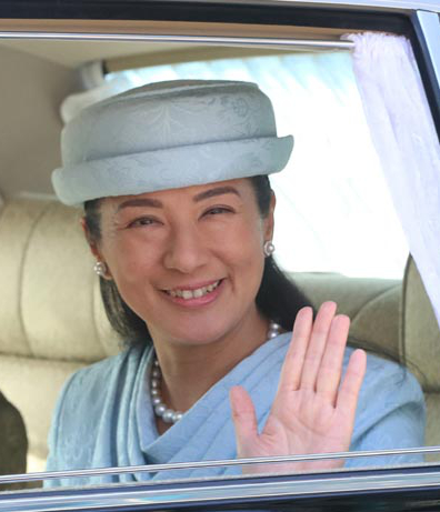 Crown Princess Masako, Dec 9, 2016 | Royal Hats