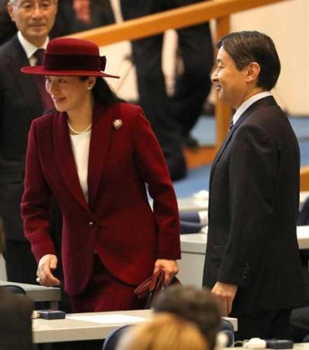 Crown Princess Masako, Dec 19, 2016 | Royal Hats