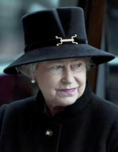 Queen Elizabeth, Feb 12, 2002 | Royal Hats