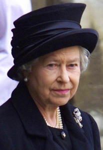Queen Elizabeth, April 4, 2002 | Royal Hats