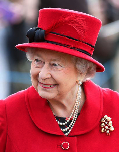 Queen Elizabeth, February 8, 2016 in Angela Kelly | Royal Hats