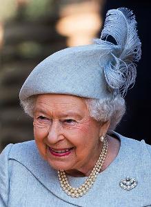 Queen Elizabeth, March 17, 2016 in Angela Kelly | Royal Hats