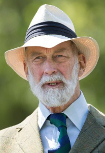 Prince Michael of Kent, May 14, 2016 | Royal Hats
