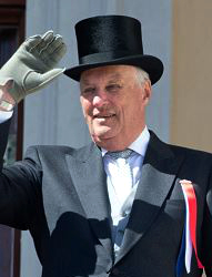 King Harald, May 17, 2016 | Royal Hats