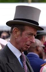 Duke of Kent, May 20, 2016 | Royal Hats