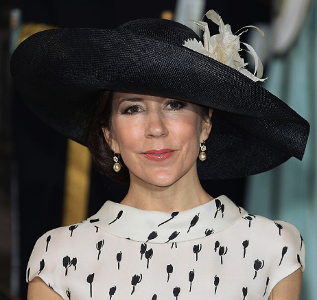 Crown Princess Mary, May 27, 2016-05-27 in Susanne Juul | Royal Hats