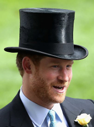 Prince Harry, June 14, 2016 | Royal Hats