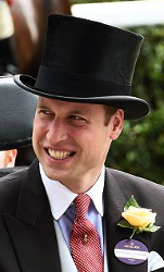 Duke of Cambridge, June 15, 2016 | Royal Hats