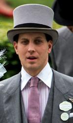 Lord Frederick Windsor, June 16, 2016   Royal Hats