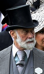 Prince Michael of Kent, June 16, 2016 | Royal Hats
