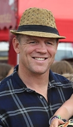 Mike Tindall, Aug 28, 2016 | Royal Hats