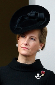 Countess of Wessex, Nov 13, 2016 in Jane Taylor | Royal Hats