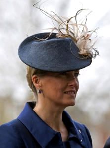 Countess of Wessex, Nov 24, 2016 in Jane Taylor | Royal Hats