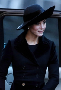 Duchess of Cambridge, Nov 28, 2016 in John Boyd | Royal Hats