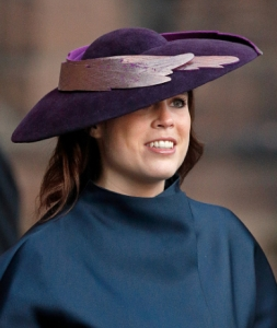 Princess Eugenie, Nov 28, 2016 in Sarah Cant | Royal Hats
