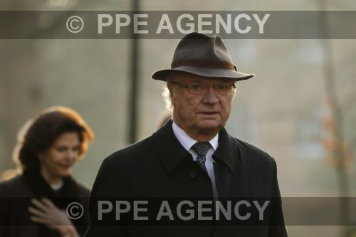King Carl Gustaf, Jan 28, 2017 | Royal Hats