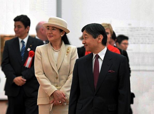 Crown Princess Masako, Feb 9, 2017   Royal Hats