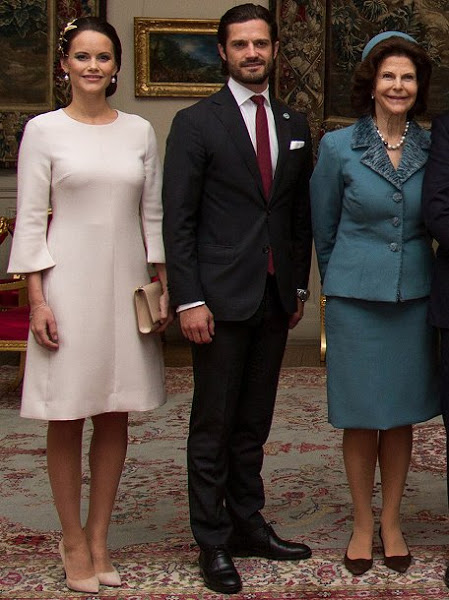 Princess Sofia, Feb 20, 2017 in Ole Lynggaard | Royal Hats