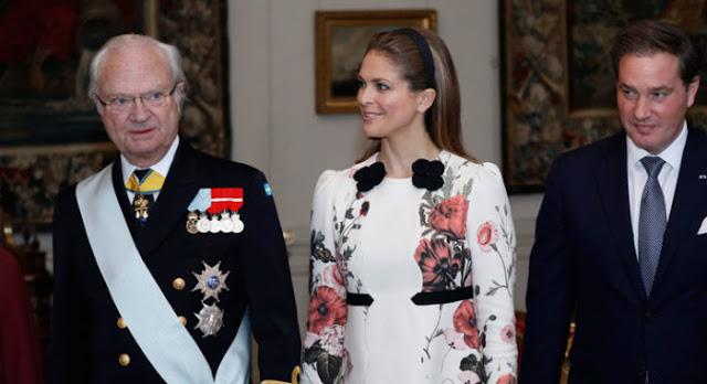 Princess Madeleine, Feb 20, 2017   Royal Hats