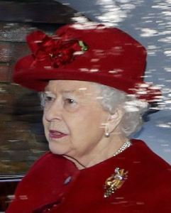 Queen Elizabeth, Jan 29, 2017 in Rachel Trevor Morgan | Royal Hats