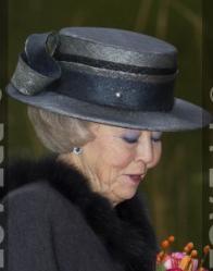Princess Beatrix, February 8, 2017 | Royal Hats