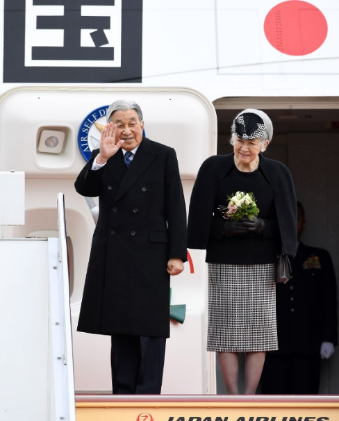 Empress Michiko, Feb 28, 2017 | Royal Hats