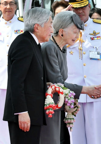 Empress Michiko, Mar 5, 2017 | Royal Hats