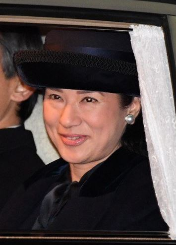 Crown Princess Masako, Mar 6, 2017 | Royal Hats