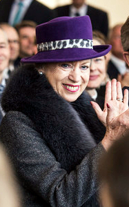 Princess Benedikte, Mar 7, 2017 | Royal Hats