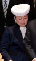 Princess Nobuko, Mar 22, 2017 | Royal Hats