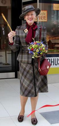 Queen Margrethe, April 11, 2017 | Royal Hats