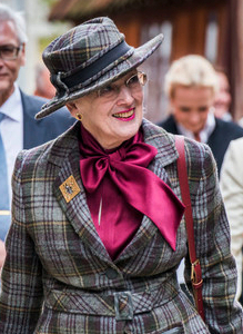 Queen Margrethe, Apr 11, 2017 | Royal Hats