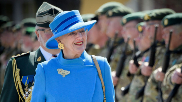 Queen Margrethe, May 2, 2017   Royal Hats