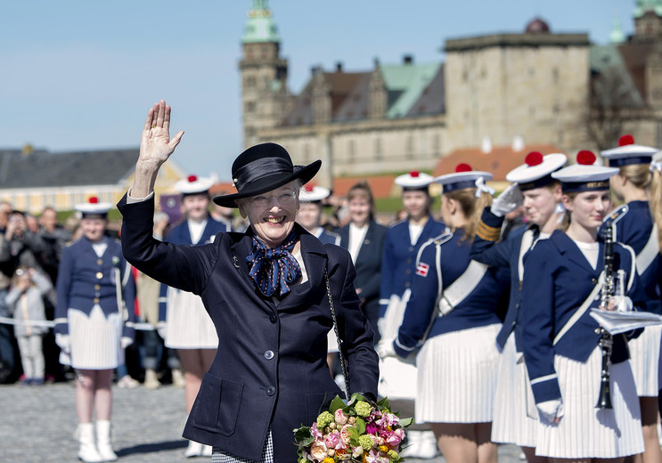 Queen Margrethe, May 3, 2017 | Royal Hats