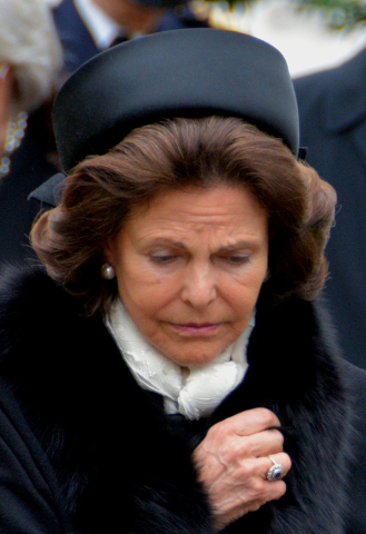Queen Silvia, May 11, 2017 | Royal Hats