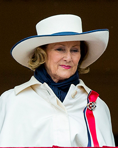 Queen Sonja, May 17, 2017 | Royal Hats