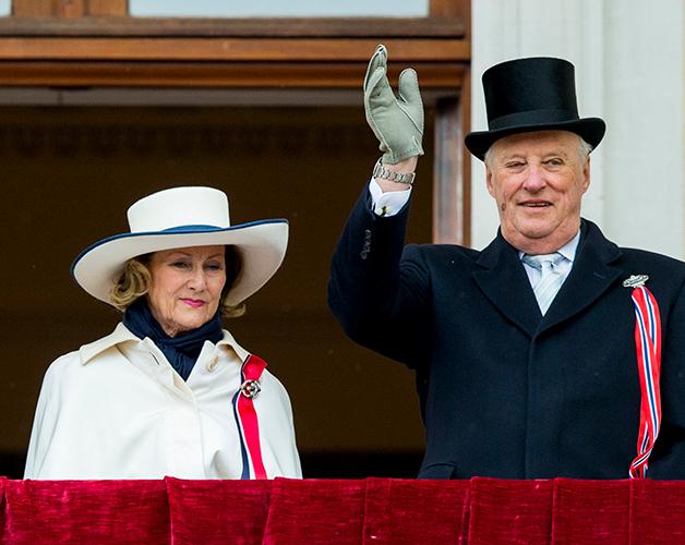 Queen Sonja, May 17, 2017 | Royal Hats
