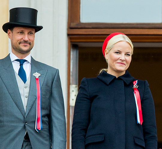 Princess Mette-Marit, May 17, 2017 | Royal Hats