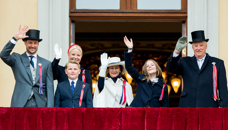 Norwegian Royal Family, May 17, 2017 | Royal Hats