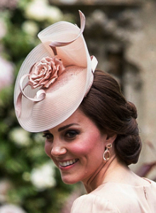 Duchess of Cambridge, May 20, 2017 in Jane Taylor | Royal Hats