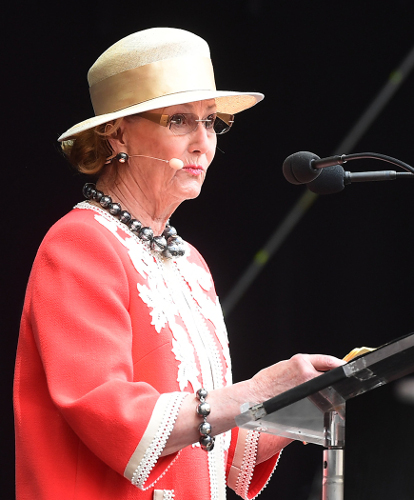 Queen Sonja, May 24, 2017 | Royal Hats