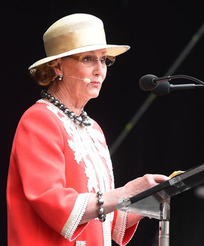 Queen Sonja, May 24, 2017   Royal Hats