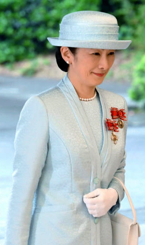Princess Kiko, May 25, 2017   Royal Hats