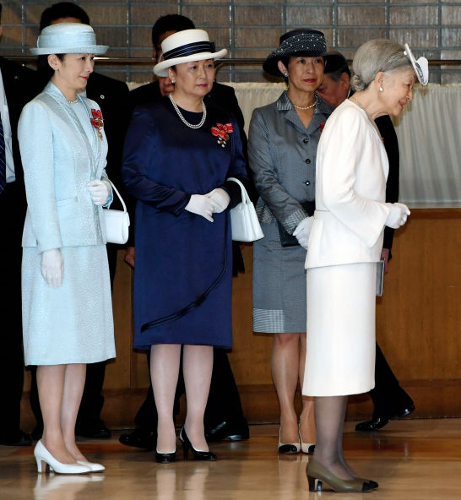 Imperial Royal Family, May 25, 2017   Royal Hats